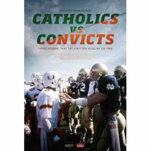 Catholics Vs. Convicts [DVD]
