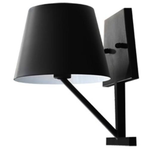 Concom Wall Lamp [Finish : Matte Black]