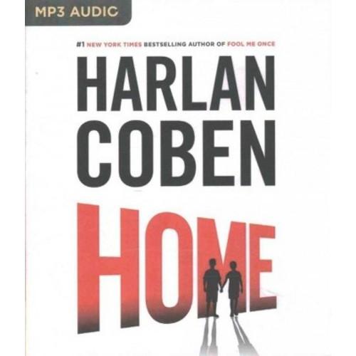 Home (MP3-CD) (Harlan Coben)