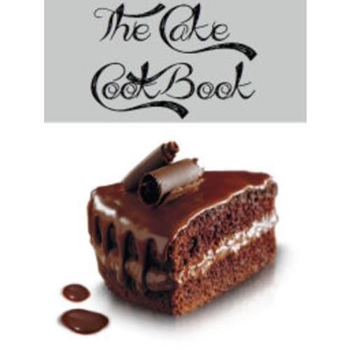 The Cake Cookbook (2444 recipes)