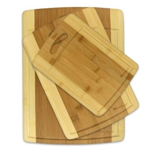 BestDesu Heim Concept 3 Piece Organic Bamboo Cutting Board