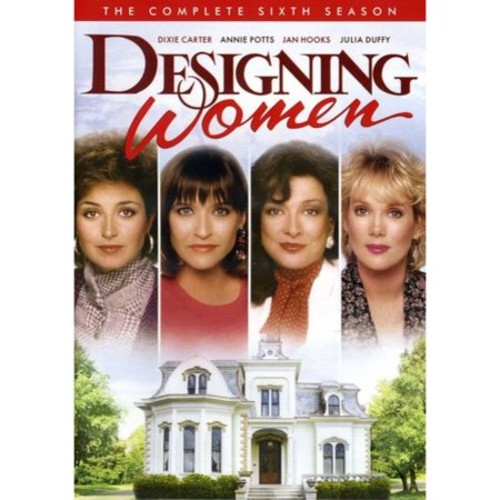 Designing Women: The Complete Sixth Season [4 Discs]