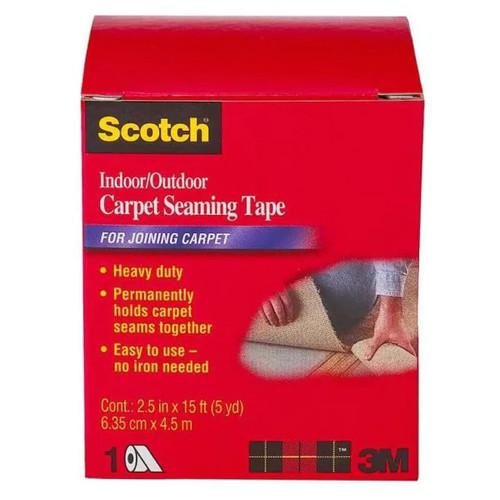 Scotch CT4010DC Carpet Seaming Tape, 2-1/2