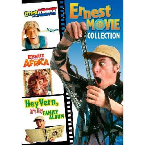 Ernest Movie Collection [DVD]