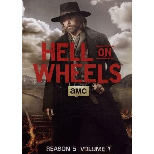 Hell on Wheels: Season 5, Vol. 1 [2 Discs] [DVD]