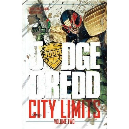 Judge Dredd: City Limits, Volume 2