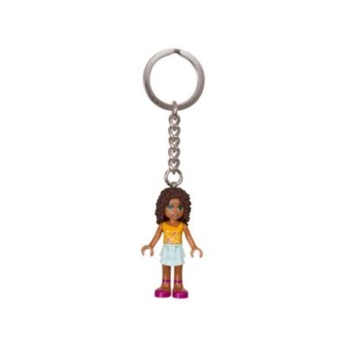 LEGO Friends Andrea Key Chain