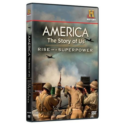America: The Story of Us - Rise of a Superpower [DVD]