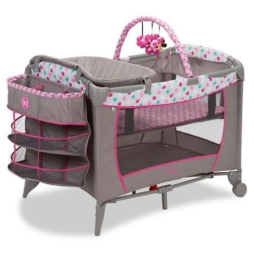 Disney Baby Sweet Wonder Minnie Dot Fun Playard