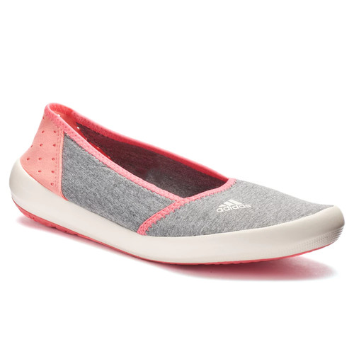 adidas Outdoor Boat Slip On Sleek Women's Water Shoes