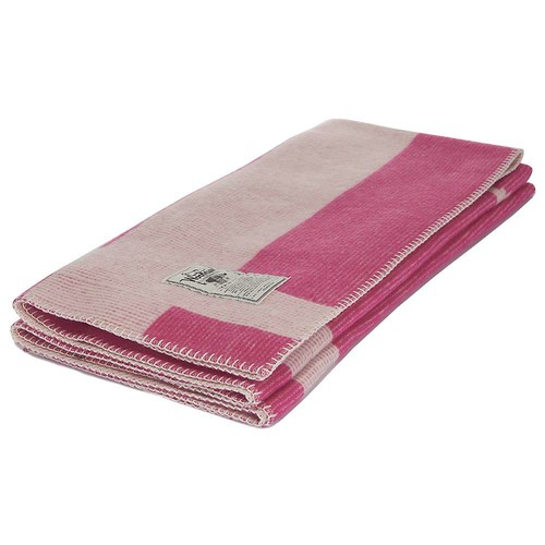 Woolrich Breast Cancer Awareness Blanket