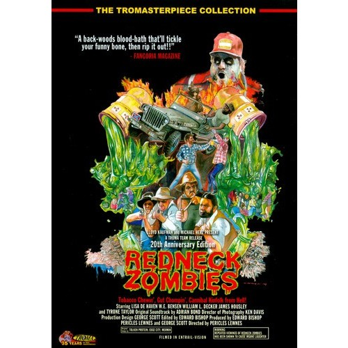 Redneck Zombies [20th Anniversary Edition] [DVD] [English] [1988]