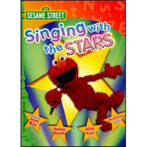 Sesame Street: Singing With the Stars DD2