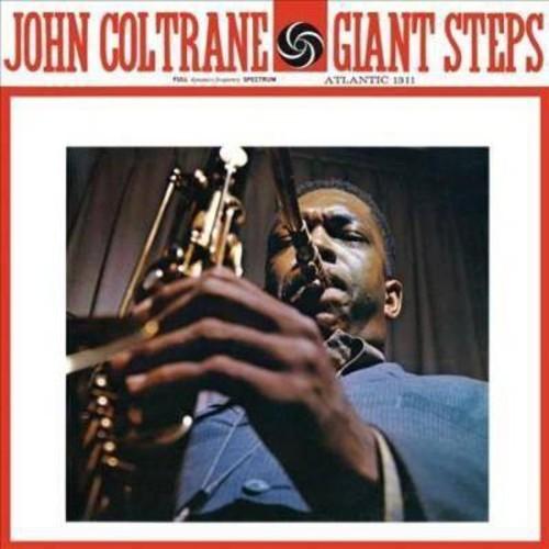 John Coltrane - Giant Steps {Vinyl]