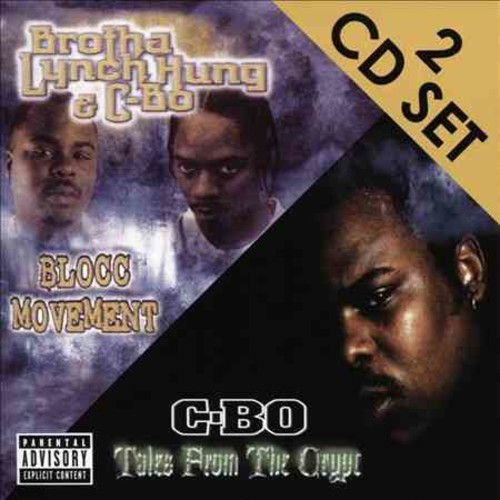 C-Bo - Blocc Movement/Tales from the Crypt (Parental Advisory)