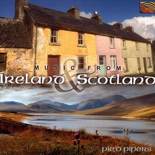 Music From Ireland And Scotland CD (2002)