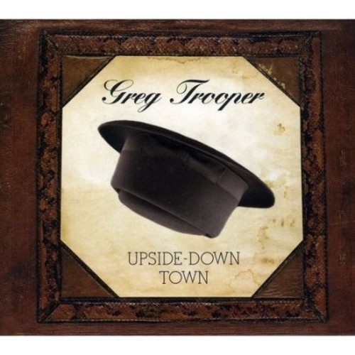 Upside-Down Town [CD]