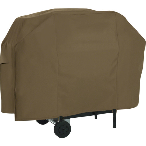 Classic Accessories Gas Grill Cover, Maverick Brown, up to 68