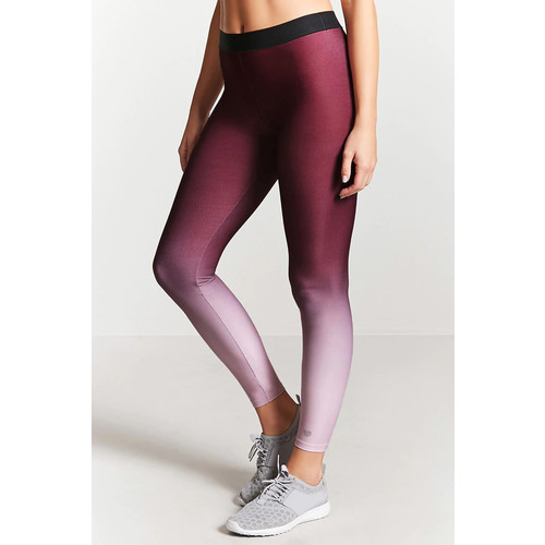 Active Breast Cancer Awareness Leggings