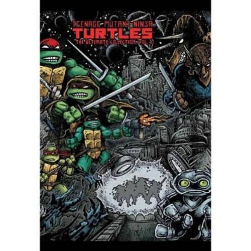 Teenage Mutant Ninja Turtles 2 (Hardcover)