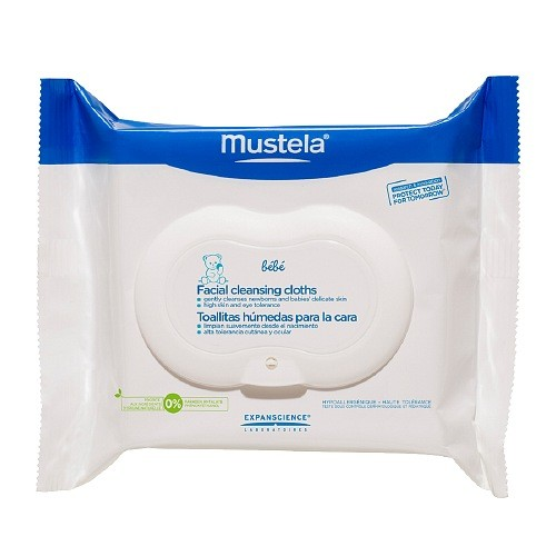 Mustela Facial Cleansing Cloths