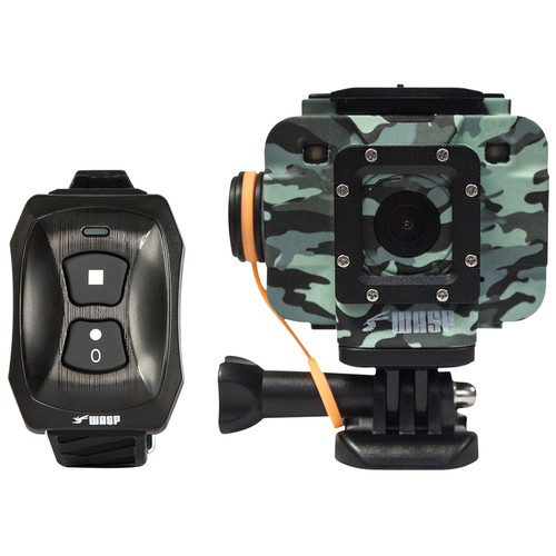Cobra Wasp 9906 WASPcam Camo Wi-Fi Waterproof 1.5