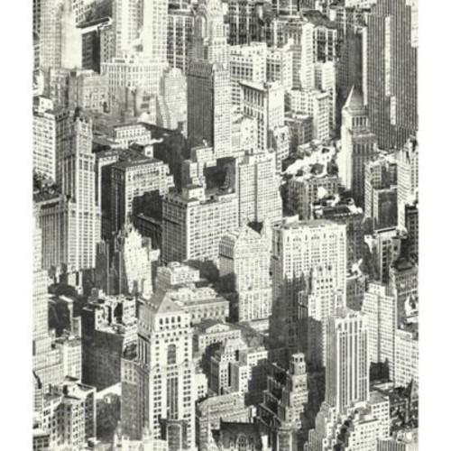 RoomMates New York City Peel and Stick Wall Dcor