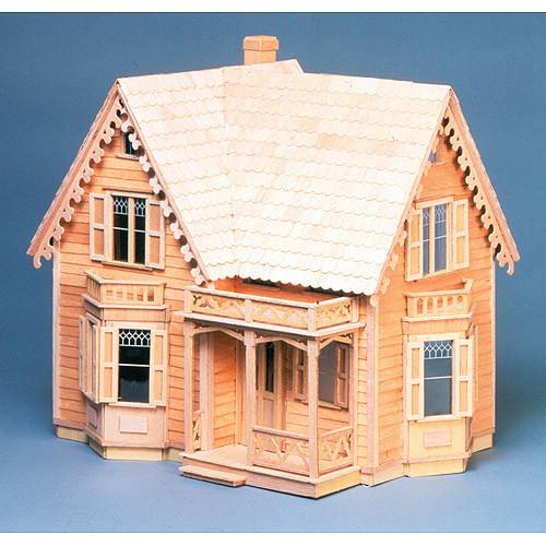Greenleaf Dollhouse Kit, Westville [Westville]