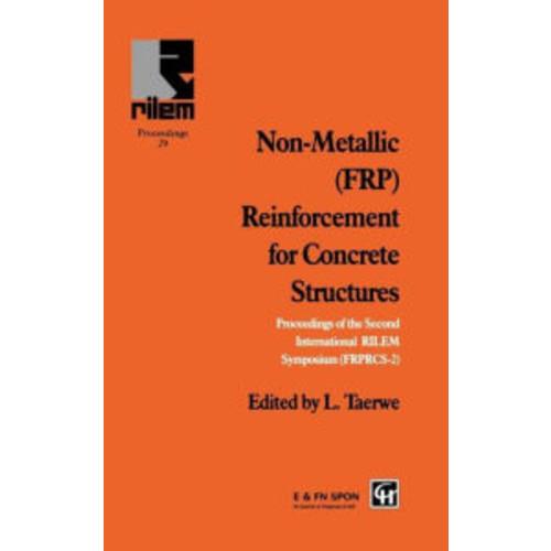 Non-Metallic (Frp) Reinforcement For Concrete Structures