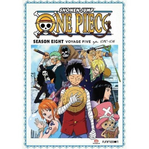 One Piece: Season Eight, Voyage Five (DVD)