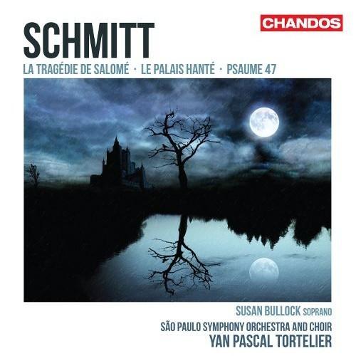 Tragedie De Salome / Le Palais Hante - CD
