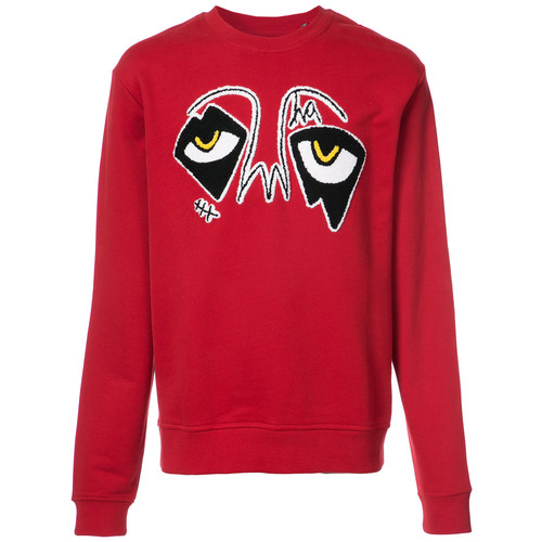 Eyez Of Da World sweatshirt