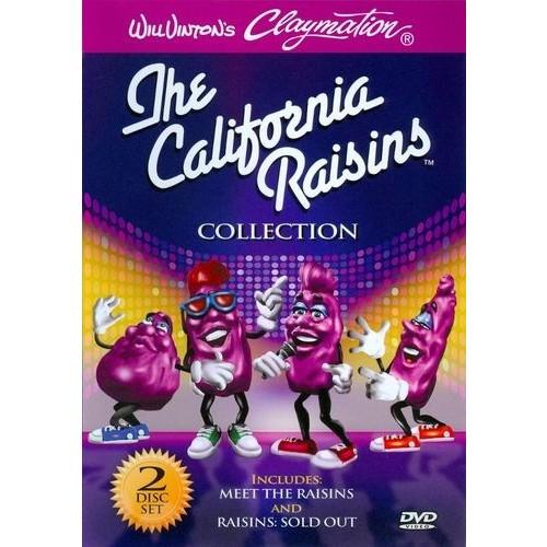 The California Raisins Collection [2 Discs] [DVD]