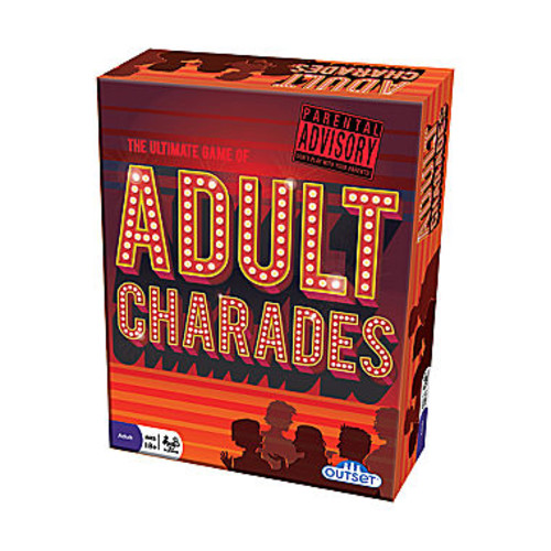Outset Media Adult Charades
