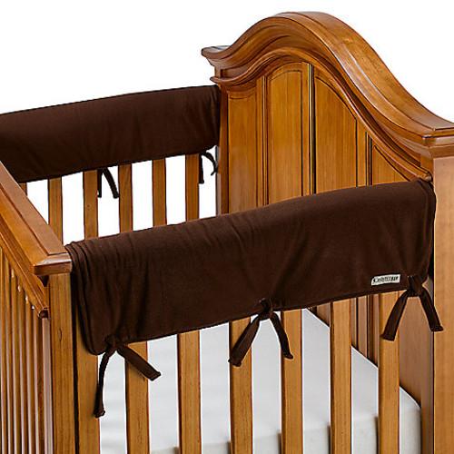 Trend Lab 2-Piece CribWrap in Brown