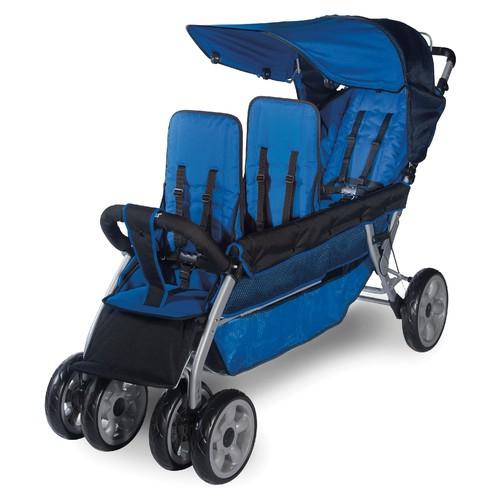 Foundations LX3 3 Passenger Stroller