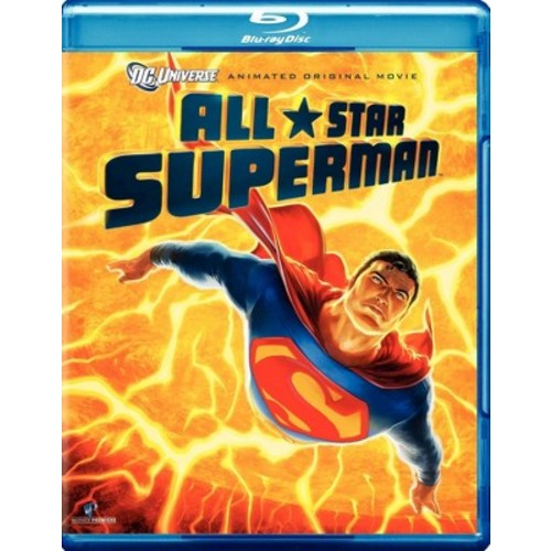 All-Star Superman (2 Discs) (Blu-ray/DVD)