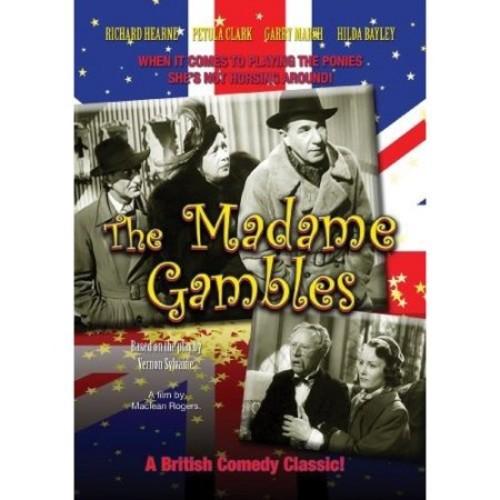 The Madame Gambles [DVD] [1951]