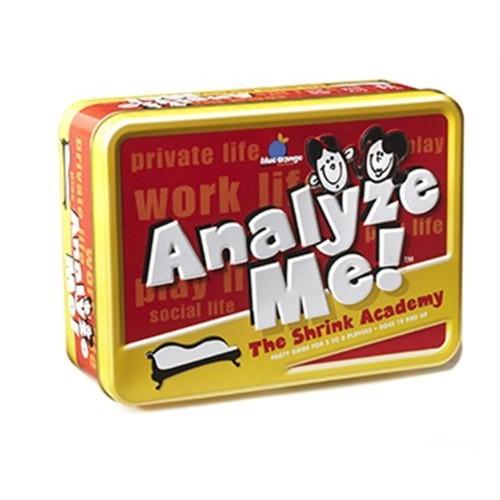 Analyze Me! [1]