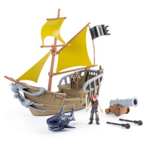 Pirates of the Caribbean: Dead Men Tell No Tales Jacks Pirate Ship Playset