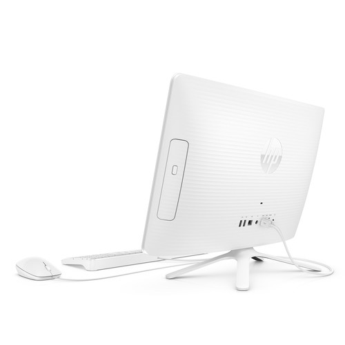 HP 24-g010 All-in-one Desktop PC - AMD A8-7410 Quad-Core Processor, 2.2GHz, 4GB DDR3L, 1TB HDD, AMD Radeon R5, Windows 10 Home, LED 23.8