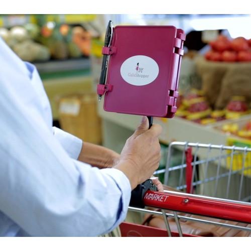 Gals Shopper All In One Portable Shopping Organizer