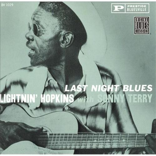 Last Night Blues [CD]
