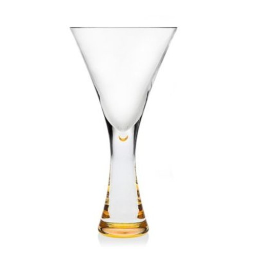 Godinger Finley Gold Goblets (Set of 2)