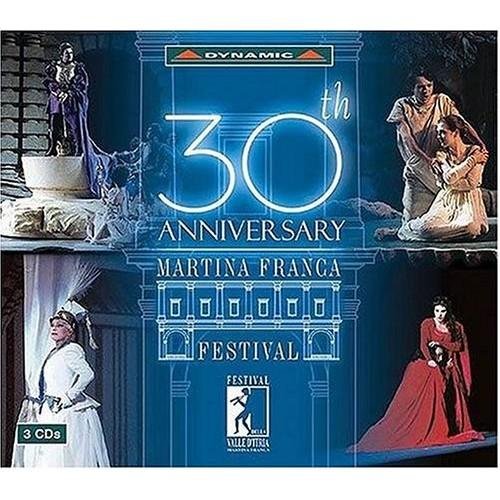 Celebrating 30 Anniversary of the Martina Franca F