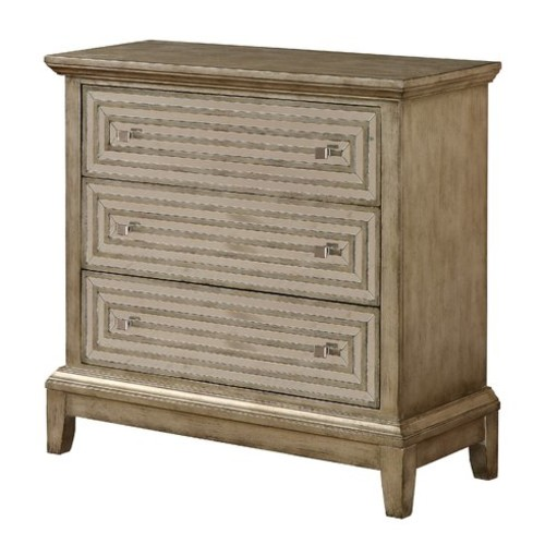 Hotch 3 Drawer Chest