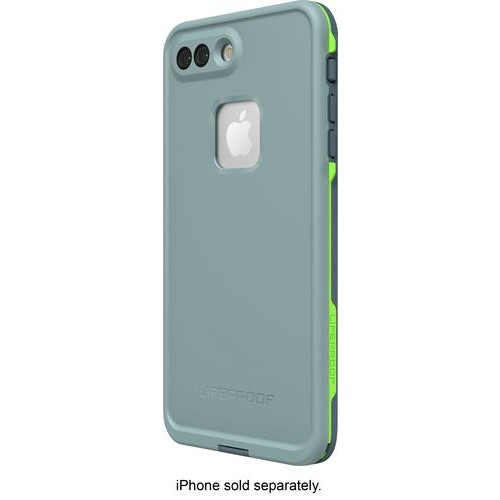 LifeProof - Fr Protective Water-resistant Case for Apple iPhone 7 Plus and 8 Plus - Drop in