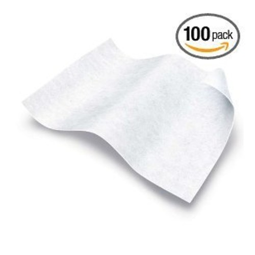 Medline Ultrasoft Disposable Dry Cleansing Cloth Wipe, 500 Count, Wipe Size 10 x 13 inches, Multi-purpose dry cloth for baby wipes, incontinence care, removing makeup, and cleaning surfaces [10