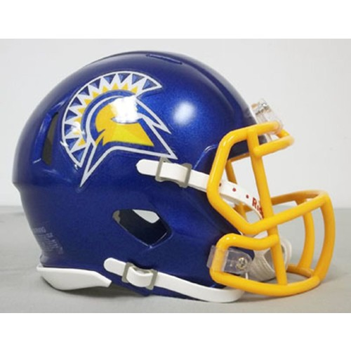 Riddell San Jose State Speed Mini Helmet