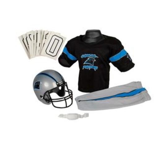 Franklin Sports NFL Panthers Uniform Set - Medium